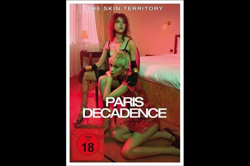 (中文字幕)Paris Decadence