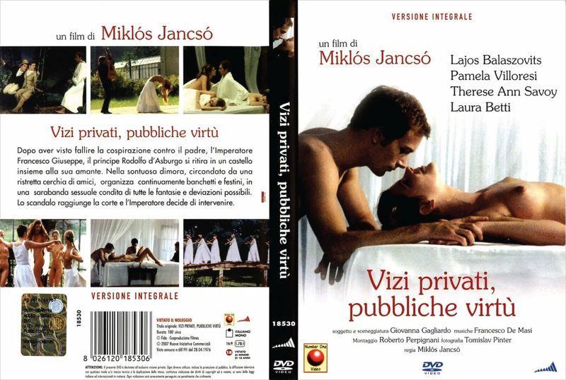 (中文字幕)VIZI PRIVATI, PUBBLICHE VIRT