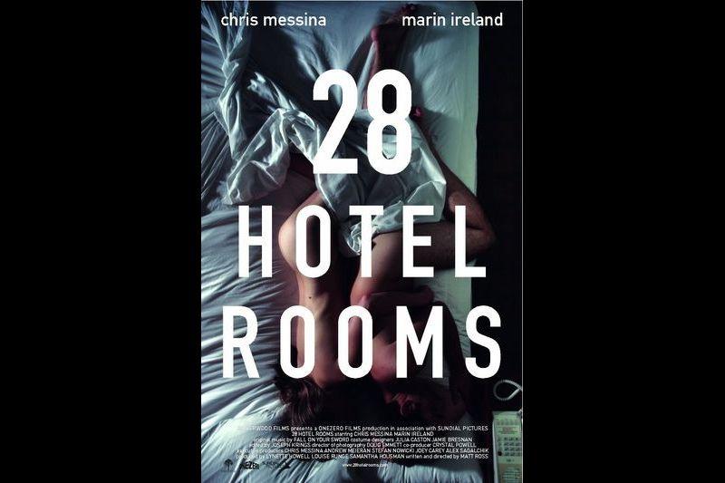 三级片系列 28个旅馆房间