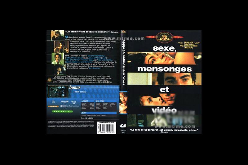 三级片系列 (中文字幕)性、谎言、录像带