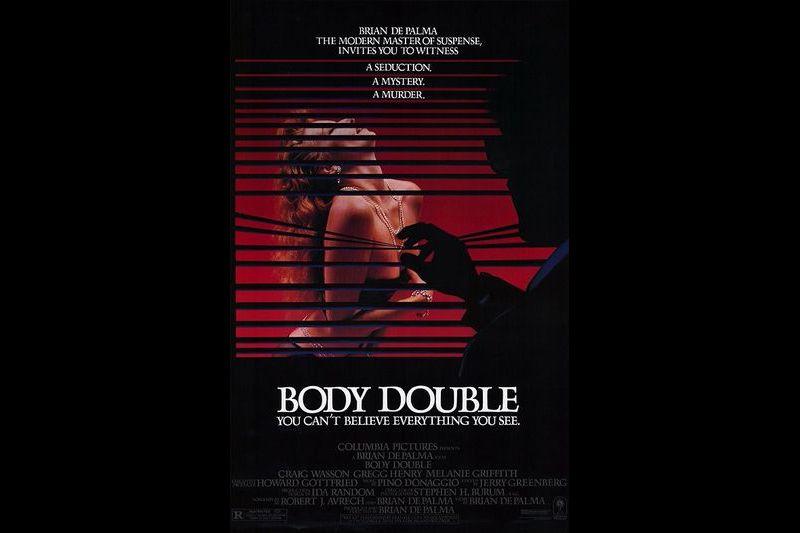 三级剧情(中文字幕)替身 Body Double