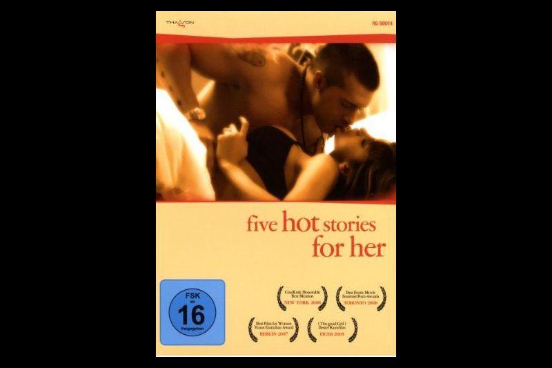 三级剧情(中文字幕)Five Hot Stories for Her
