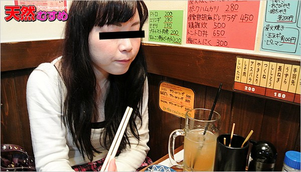 10musume 020613_01 天然むすめ 居酒屋ナンパ 顔に似合わず巨乳のロリ娘をお持ちかえり 2