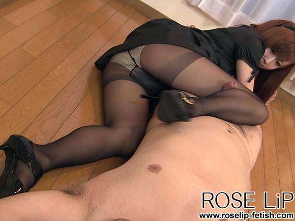 Roselip_fetish 0596 カチューシャガールと脚コキデート 高良井 栞