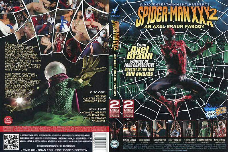 蜘蛛人XXX2