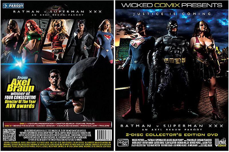 蝙蝠侠对超人肉棒曙光