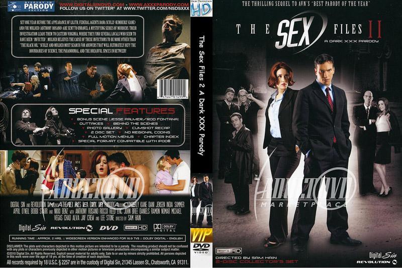 性爱X档案2