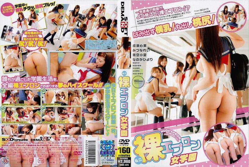 私立裸体围裙女子学园(中文)