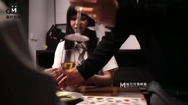 MMZ003 迷情湿欲练习生 人气女优寻小小 麻豆全新品牌 猫爪影像