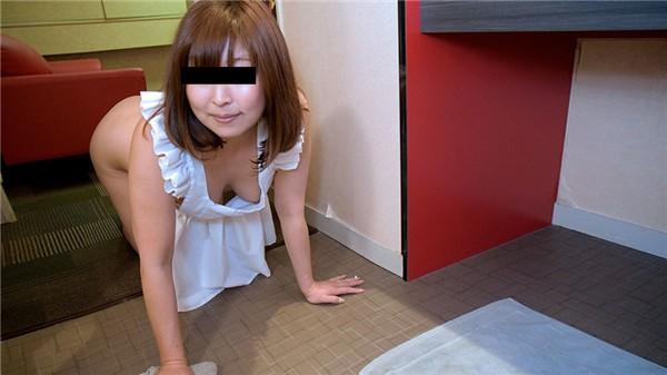 パコパコママ 112218_384 アン○ラ村长の裸エプロン下のお口でおしゃべりクッキング