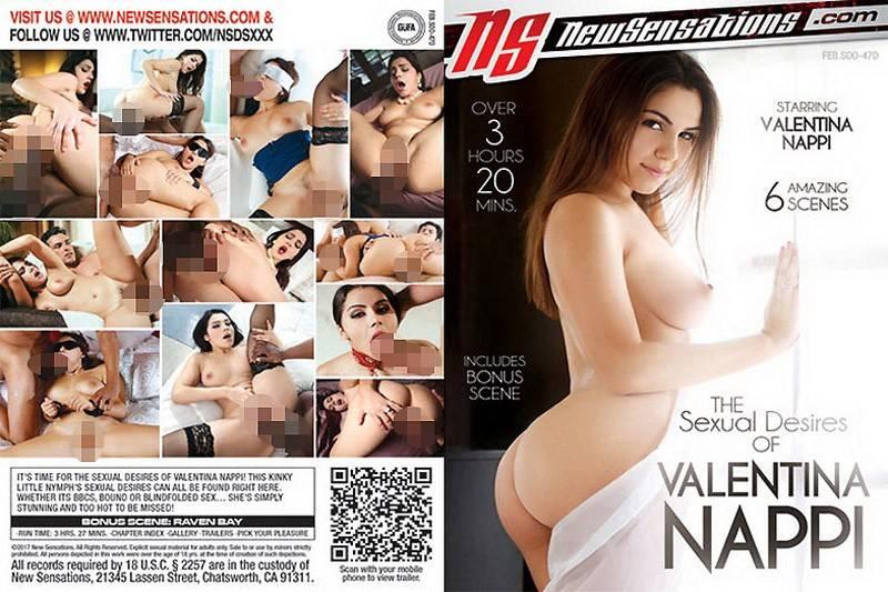 Valentina Nappi的性渴望